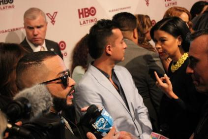 Yandel Interview