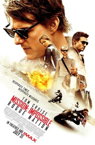 MISSION: IMPOSSIBLE – ROGUE NATION | Movie Review