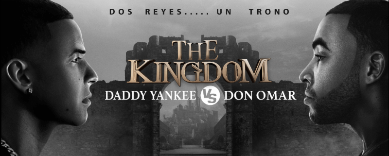 "Daddy Yankee and Don Omar ""The Kingdom"" tour"