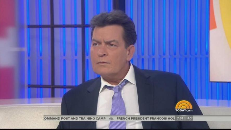 Charlie Sheen confirms the rumors : HIV Positive for 4 years