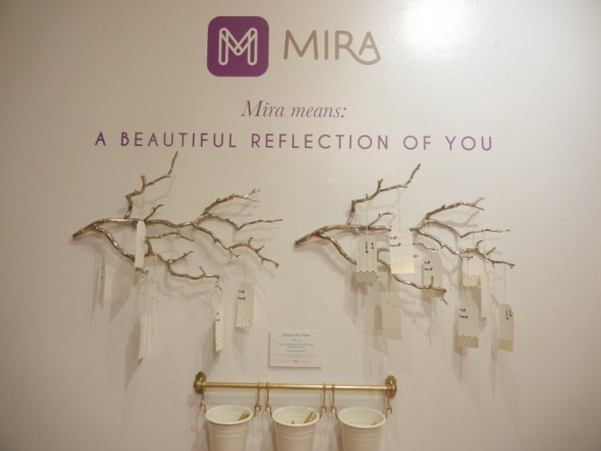 Recap: Mira x Butter London Nail Your Holiday Look Event