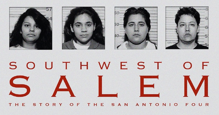 """Southwest of Salem the Story of the San Antonio Four"" on Digital Platforms, Dvd and Blu-ray"
