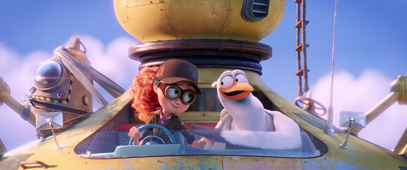 STORKS | Movie Review