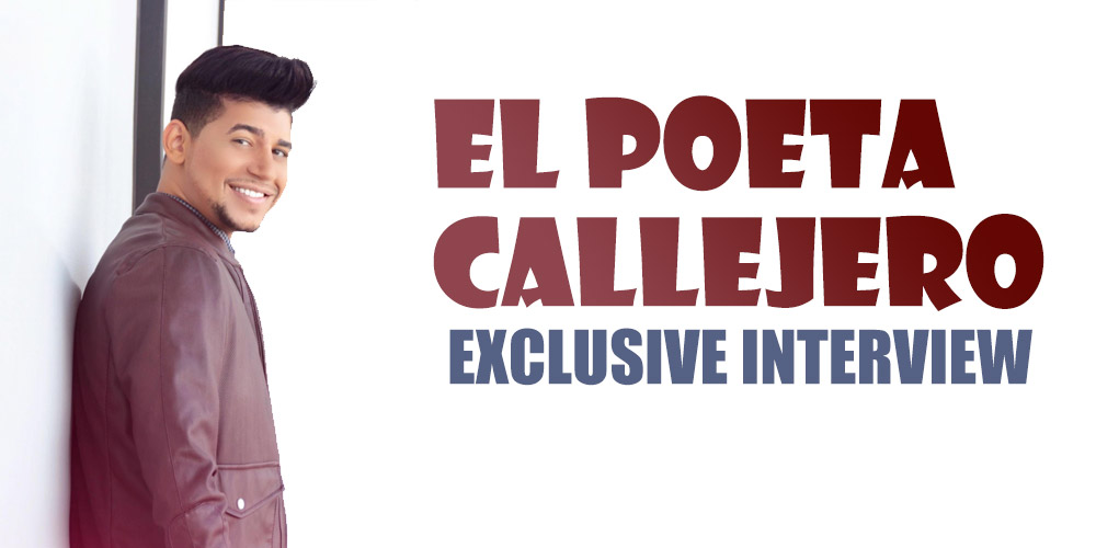 Our Exclusive Interview Con El Poeta Callejero (Spanish)
