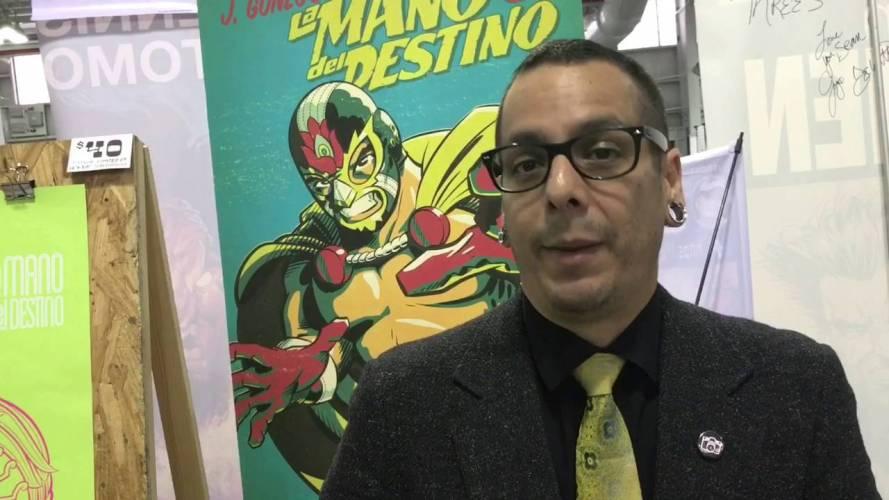 Exclusive Interview with J.Gonzo Creator of La Mano Del Destino