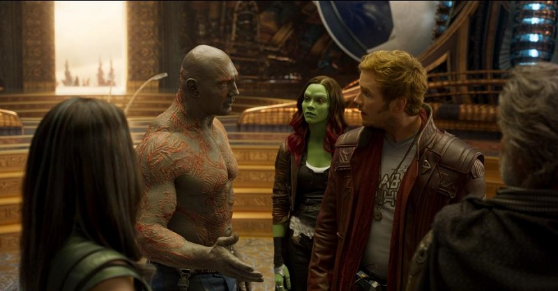 Keeping it in the family   Marvel Studios' GUARDIANS OF THE GALAXY: Vol. 2 – Review