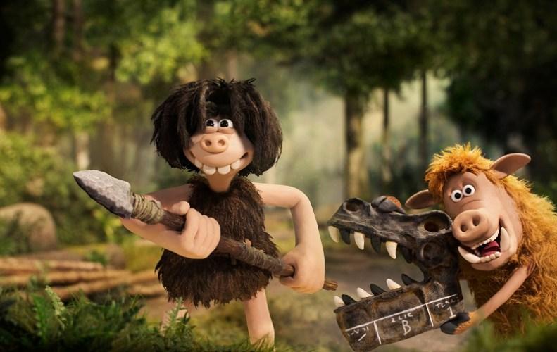 Meet Dug & Hognob in EARLY MAN's Official Trailer