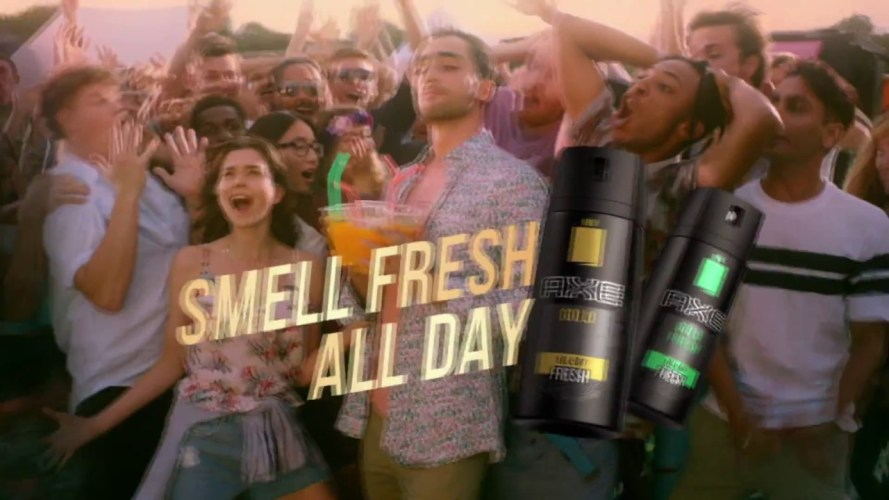 "AXE® Helps Guys Stay Fresher Under Pressure with ""You're Gold"" Campaign"