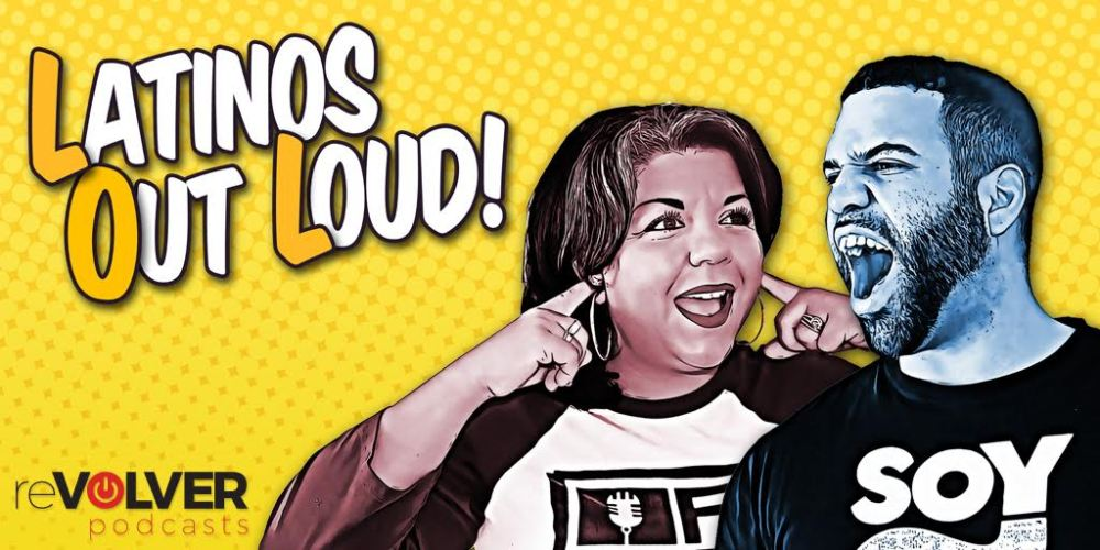Latinos Out Loud Podcast Live from the NY Comedy Festival with Mr. Nueva Yol
