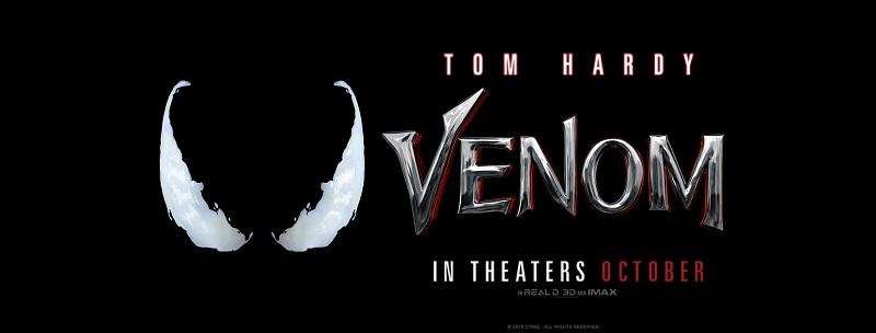 New Trailer & Movie Poster – VENOM