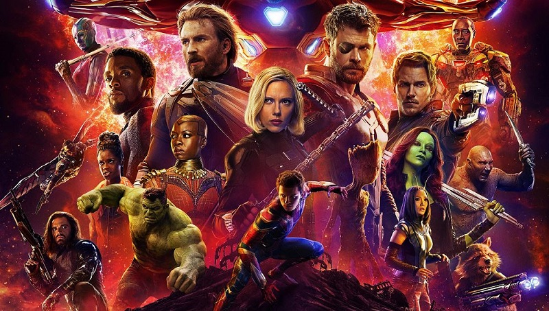 Marvel Studios' AVENGERS: INFINITY WAR – New Payoff Poster & Trailer