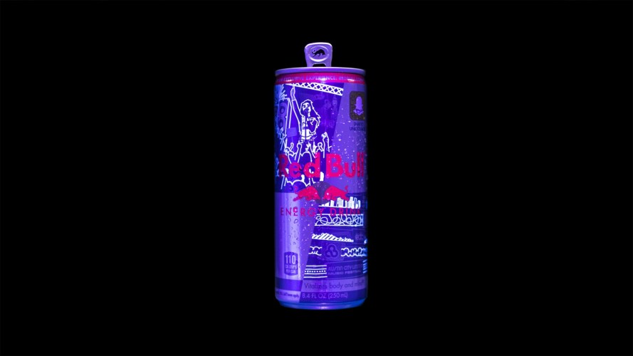 Red Bull and Live Nation Celebrate Festival Season With Limited Edition Can and Game