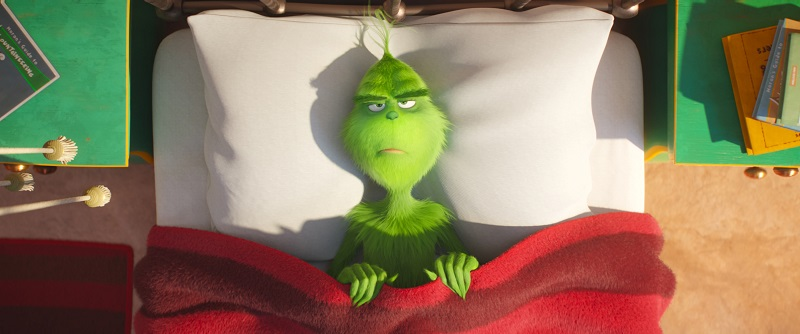 A Grinchful experience of schemes and charm | DR. SEUSS' THE GRINCH – Review