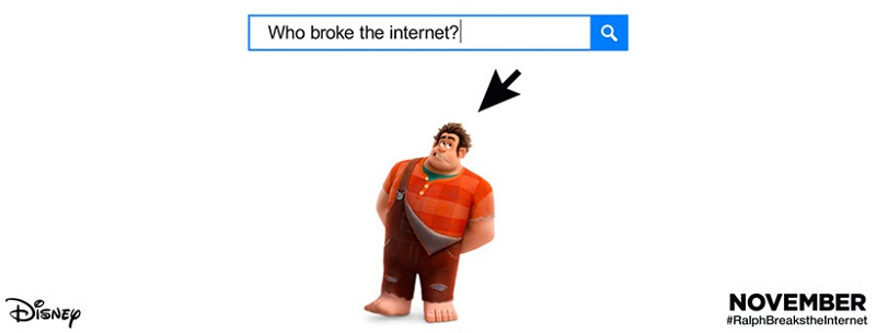 Disney's RALPH BREAKS THE INTERNET: WRECK-IT RALPH 2 | 1st Look
