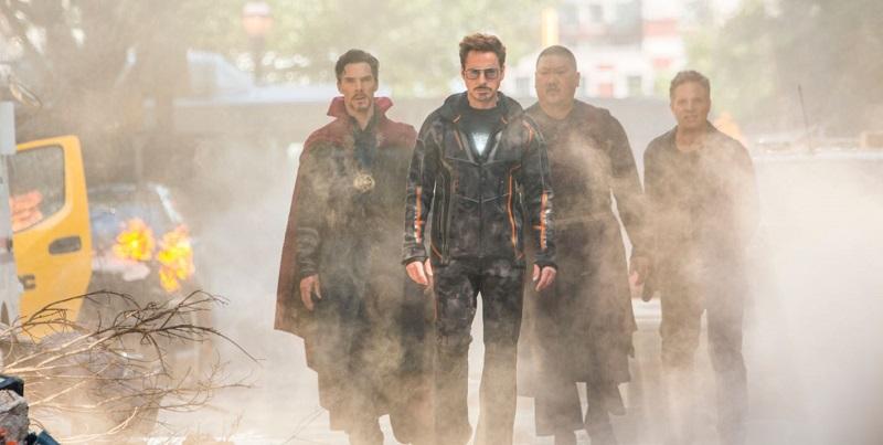 Marvel Studios' AVENGERS: INFINITY WAR | 'Family' Featurette