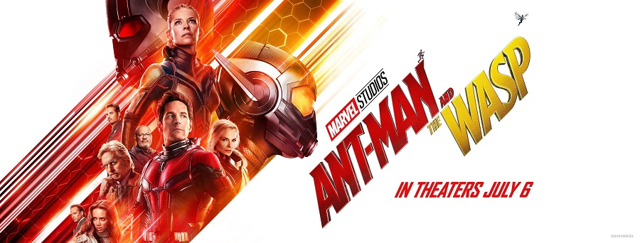 Marvel Studios' ANT-MAN AND THE WASP | Fandango Ticket Giveaway (CLOSED)