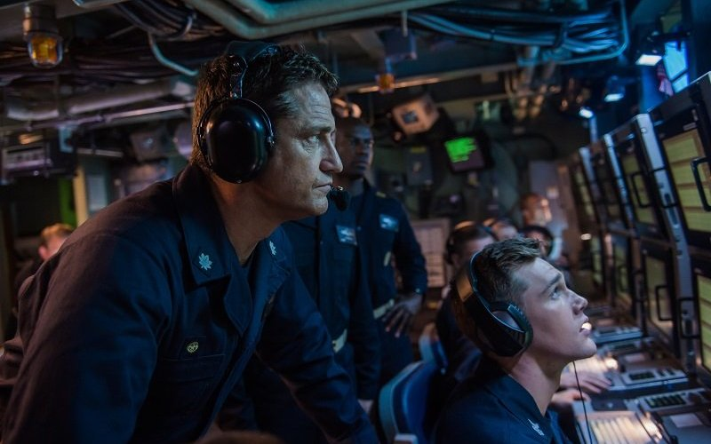 HUNTER KILLER   Advance LA (Burbank) Screening – Lionsgate Passes