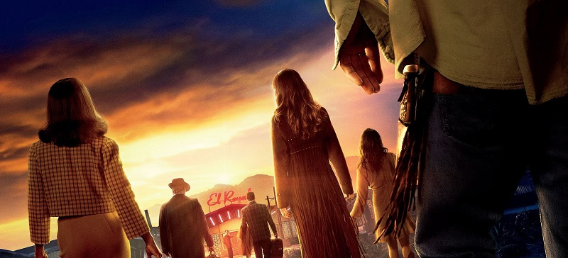 BAD TIMES AT THE EL ROYALE | New Trailer & Official Poster