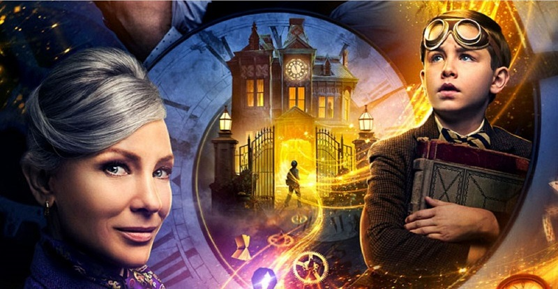 THE HOUSE WITH THE CLOCK IN ITS WALLS | Advance LA Screening