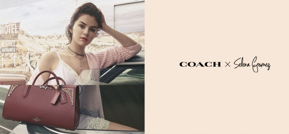 Coach Introduces Coach x Selena Gomez