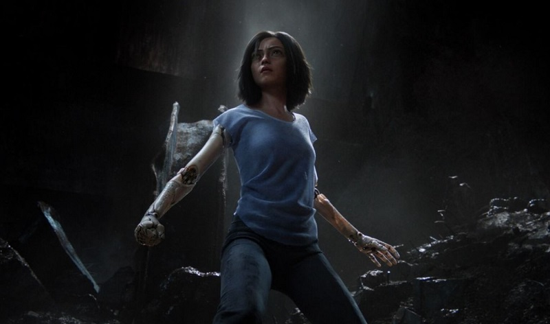 ALITA: BATTLE ANGEL | Hispanic Heritage Greeting from Robert Rodriguez & Rosa Salazar