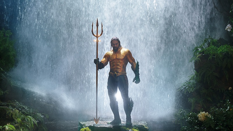 AQUAMAN | New & Final Trailer