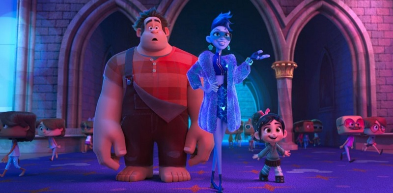 A world-wide-web of chaotic adventures   Disney's RALPH BREAKS THE INTERNET – Review