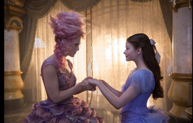 Beautiful yet boring   THE NUTCRACKER AND THE FOUR REALMS – Review
