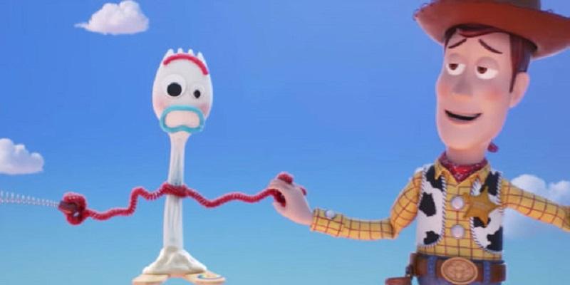 Disney/Pixar's TOY STORY 4 | Teaser Trailer