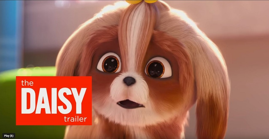 THE SECRET LIFE OF PETS 2 | The Daisy Trailer