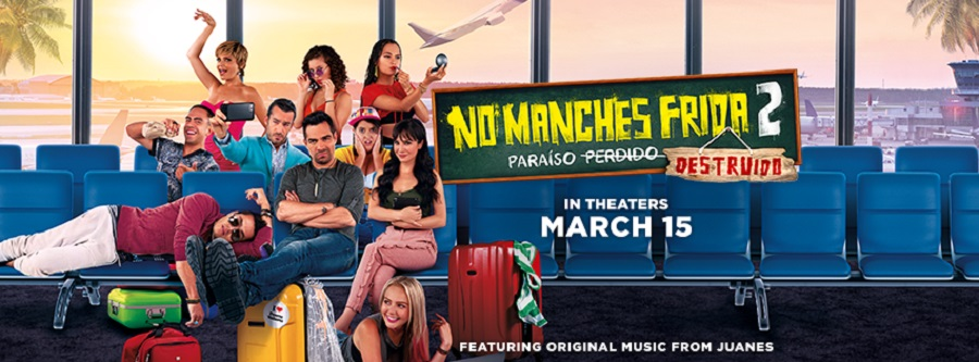 NO MANCHES FRIDA 2 | LA Premiere Screening – GoFoBo Passes
