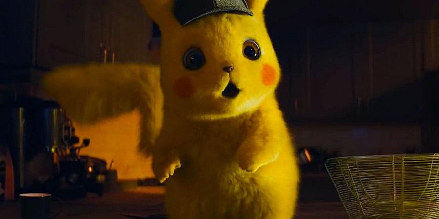 POKÉMON Detective Pikachu   New Trailer & Poster