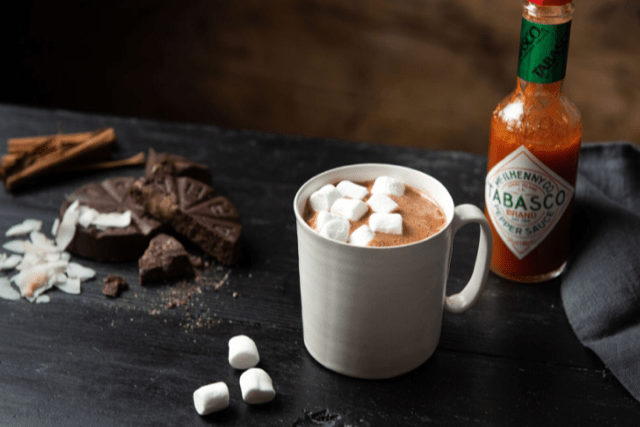 Spice up your Mexican hot chocolate