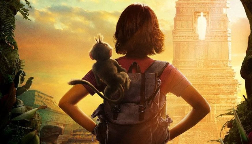 DORA AND THE LOST CITY OF GOLD | Adv. LA Screening – GFB Passes