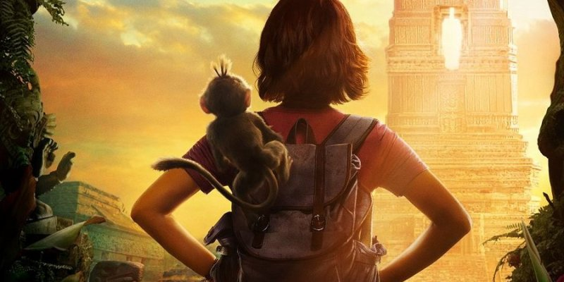DORA AND THE LOST CITY OF GOLD | Blu-ray, DVD – 11.19