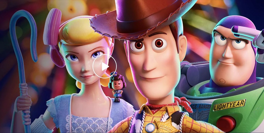 A Whole New Toy Chest Of Fun!   TOY STORY 4: Review