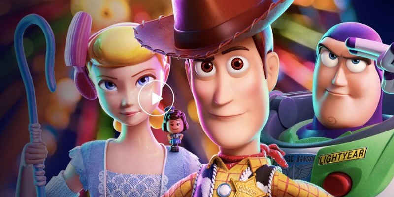 A Whole New Toy Chest Of Fun! | TOY STORY 4: Review