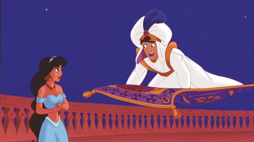 Disney's ALADDIN ('92) Signature Collection | On Digital, 4K Ultra HD & Movies Anywhere 8.27 & On 4K Ultra HD/Blu-ray 9.10