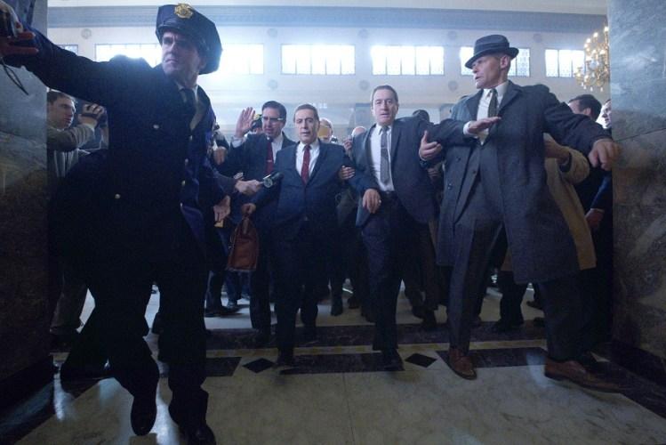 Teaser Trailer Debut: Martin Scorsese's THE IRISHMAN starring Robert De Niro, Al Pacino and Joe Pesci