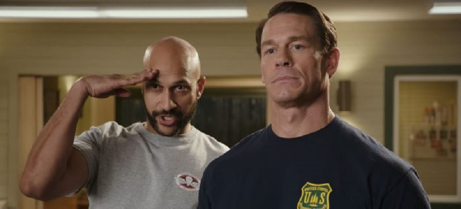 PLAYING WITH FIRE Starring John Cena | First Official Trailer