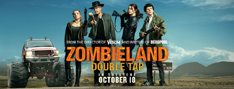 ZOMBIELAND: DOUBLE TAP | New Character Posters