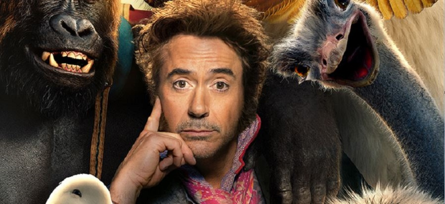 Watch New DOLITTLE Trailer Starring Robert Downey, Jr.