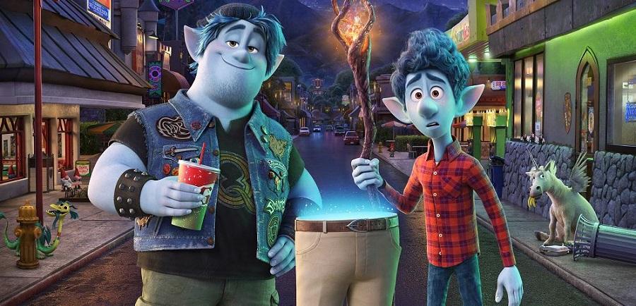 Disney/Pixar's ONWARD | New Trailer