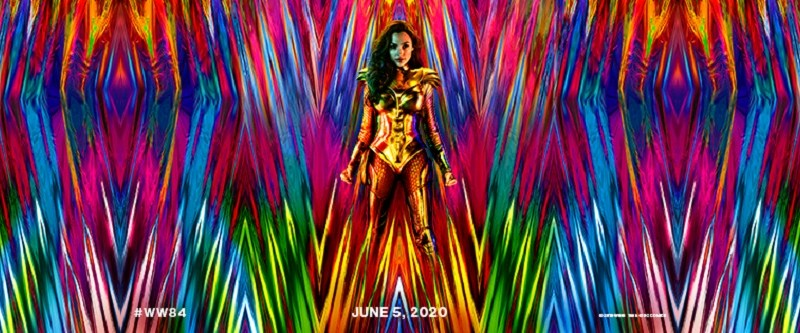 WONDER WOMAN 1984 | Character Posters