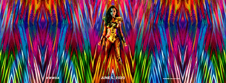 WONDER WOMAN 1984   Character Posters