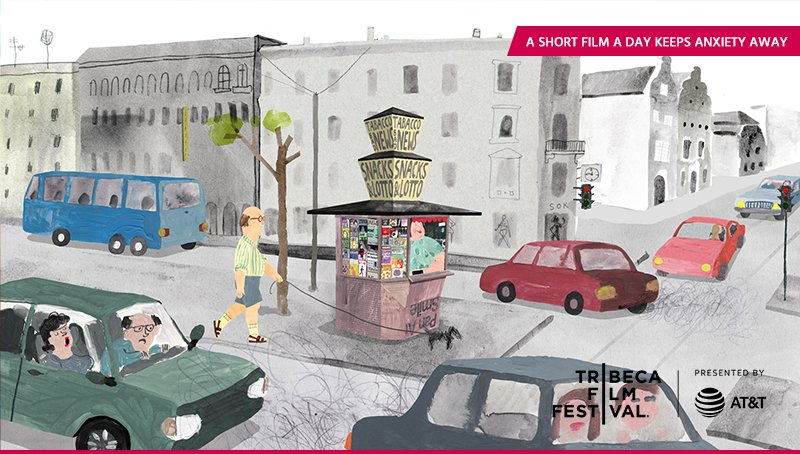 "Tribeca Presents Anete Melece's ""The Kiosk"""
