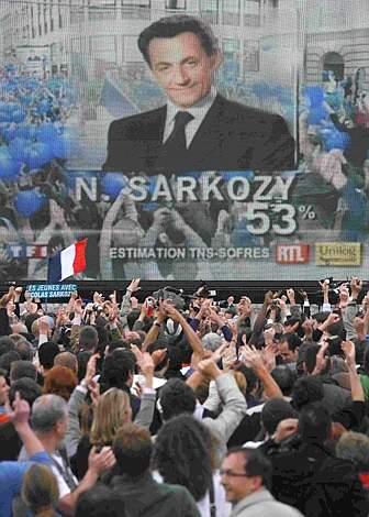 Sarkozy Presidente