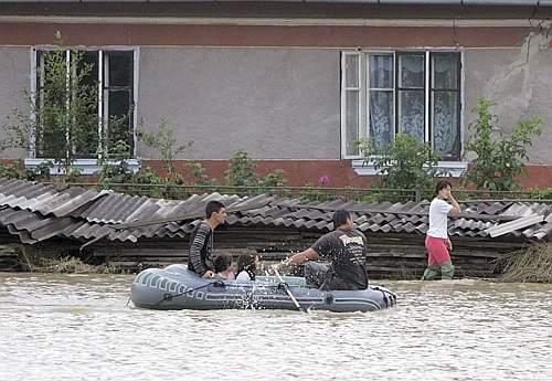 Un villaggio nella regione di Ivano-Frankivsk, Ucraina. (Reuters)