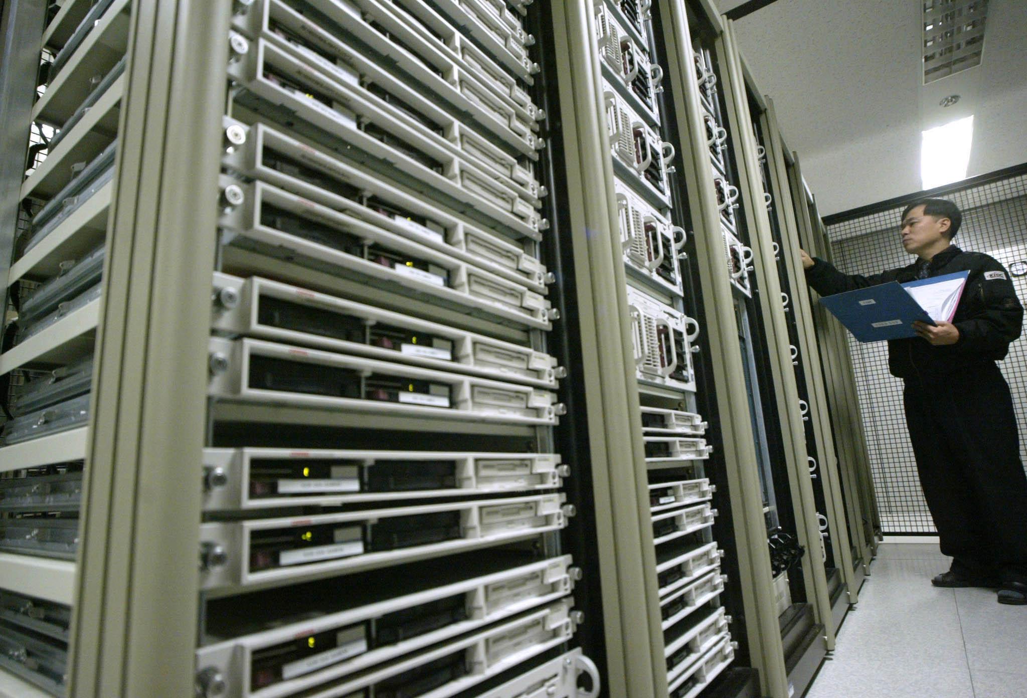 I server internet sono sempre accesi e consumano molto...
