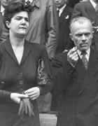 Carla Voltolina e Sandro Pertini